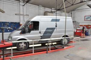 Onderhoud voor lichte vrachtwagens